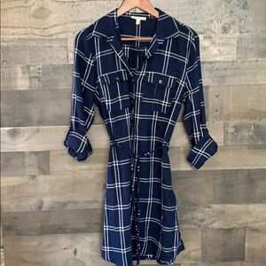 Gorgeous Charlotte Russe Button Down Dress